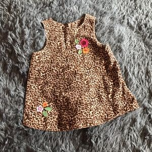 5/$25 CHILDREN'S PLACE Animal print jumper